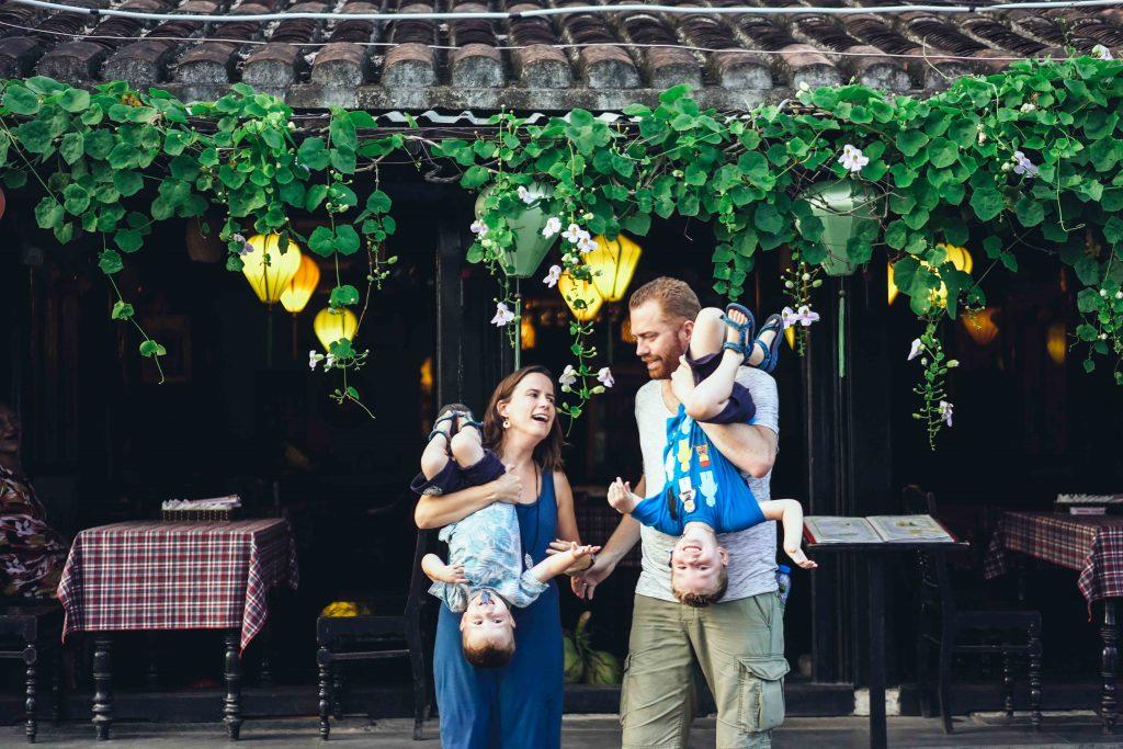Family Photographer In Hoi An