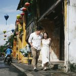 Photo couple in Hoi An